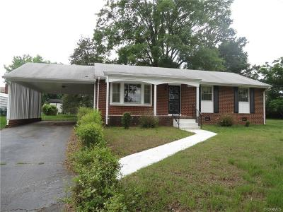 Single Family Home Sold: 8007 Nicewood Road