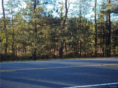 Hanover Residential Lots & Land For Sale: 31046 Richmond Turnpike