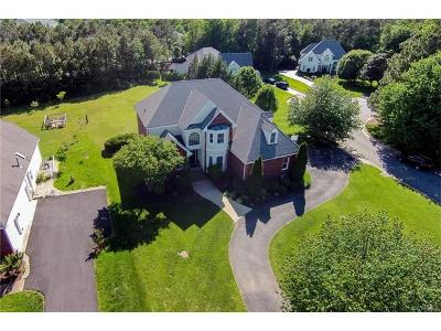 Chesterfield County Single Family Home For Sale: 2616 Annakay Crossing
