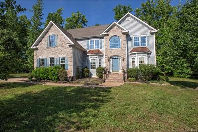 Colonial Heights Single Family Home For Sale: 108 Creek Point Court