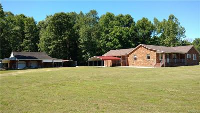 Hopewell VA Single Family Home Sold: $350,000