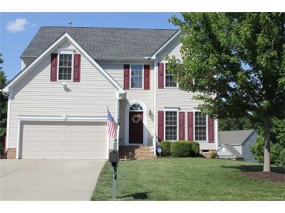 Midlothian VA Single Family Home For Sale: $369,950
