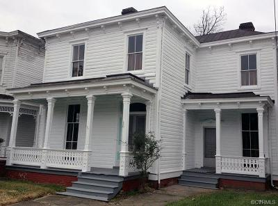 Petersburg Single Family Home For Sale: 30 Liberty Street