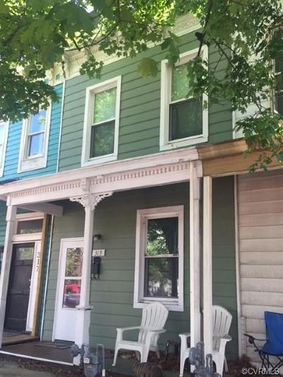 Single Family Home Sold: 319 South Laurel Street