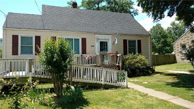 Hopewell VA Single Family Home For Sale: $110,000