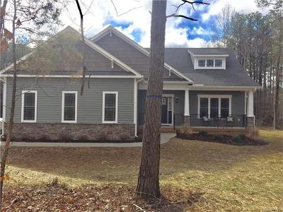 Powhatan Single Family Home For Sale: 3006 Appomattox Trace Lane