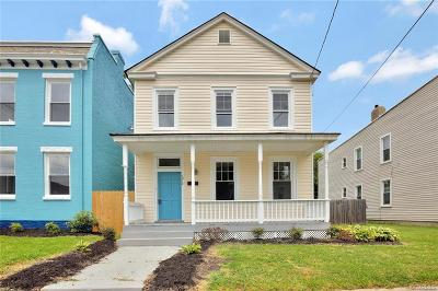 Single Family Home Sold: 1012 N 35th Street