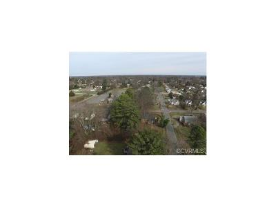 Henrico Residential Lots & Land For Sale: 1618 Rhudy Street