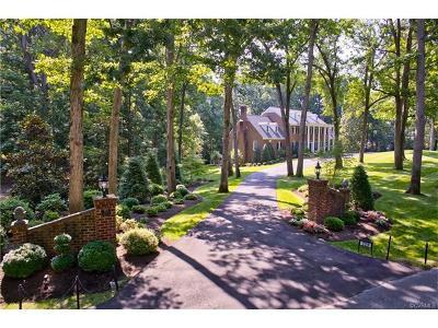 Richmond Single Family Home For Sale: 209 Dryden Lane