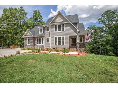 Powhatan County Single Family Home For Sale: 2216 French Hill Terrace