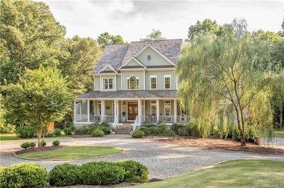 Powhatan County Single Family Home For Sale: 3139 Gullane Court