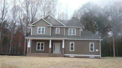 New Kent Single Family Home For Sale: 9254 Stingray Point Court