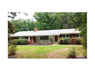 Goochland Single Family Home For Sale: 5015 Shannon Hill Road