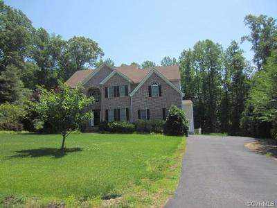 Mechanicsville Single Family Home For Sale: 6068 Turkey Hollow Place