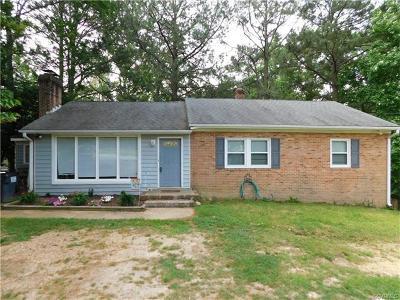 Richmond Single Family Home For Sale: 5111 Gravelbrook Drive