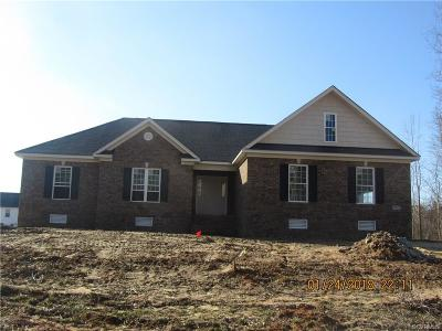 New Kent Single Family Home For Sale: 5823 Stingray Point Boulevard