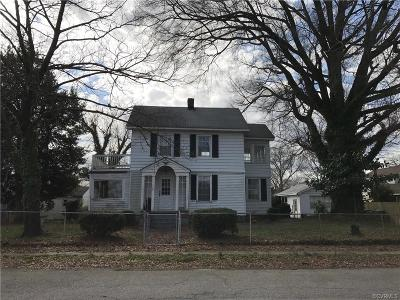 Single Family Home Sold: 1100 Park Street