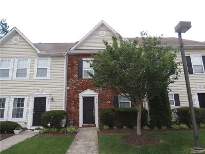 Condo/Townhouse Sold: 430 Westover Pines Drive #-