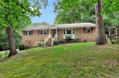 Powhatan County Single Family Home For Sale: 1501 Stavemill Court
