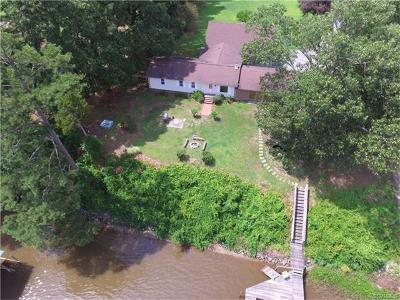 King William County Single Family Home For Sale: 184 Foxes Tract