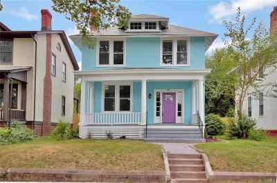 Single Family Home Sold: 2406 Barton Avenue