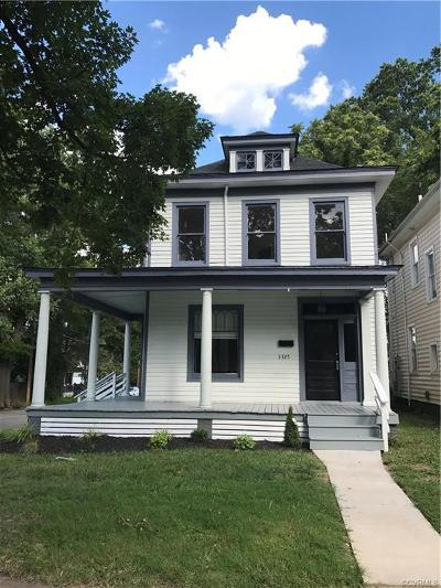 Single Family Home Sold: 3325 2nd Avenue