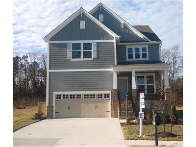 Glen Allen Single Family Home For Sale: 5054 Maben Hill Lane