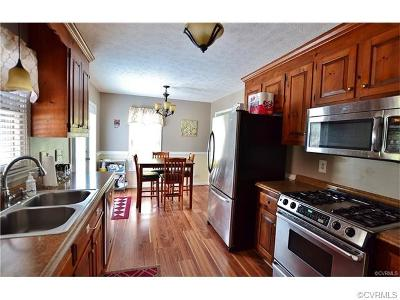 King William County Single Family Home For Sale: 246 Oxford Lane
