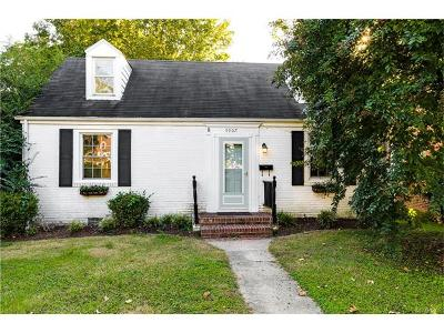 Richmond Single Family Home For Sale: 3907 Grove Avenue