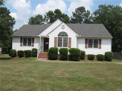 Single Family Home Sold: 5124 Croft Crossing Drive