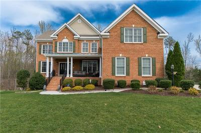 Chesterfield County Single Family Home For Sale: 4401 Wilcot Drive