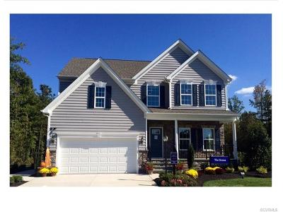 Chesterfield VA Single Family Home For Sale: $404,990
