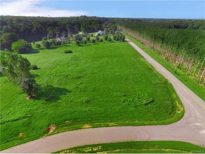 Amelia County Residential Lots & Land For Sale: Lot 4 Janet Drive