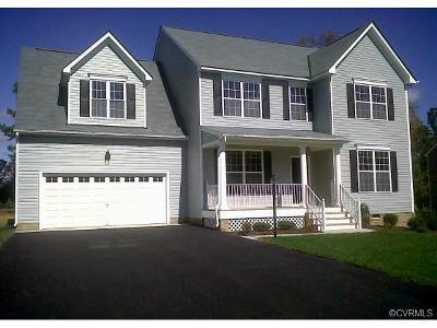 Richmond Single Family Home For Sale: 9204 Great Oaks Drive
