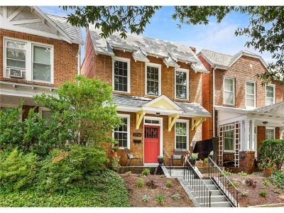Richmond Single Family Home For Sale: 2708 Grayland Avenue