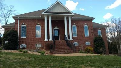 Chesterfield Single Family Home For Sale: 4706 Chippoke Road