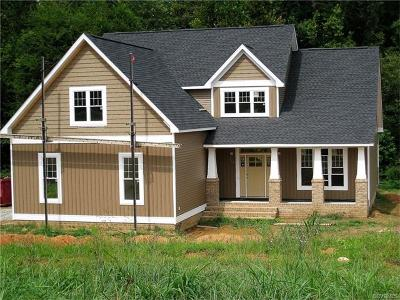 Powhatan County Single Family Home For Sale: 1139 Sparrows Lane