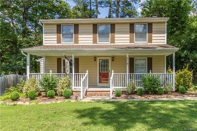 Glen Allen VA Single Family Home Sold: $220,000
