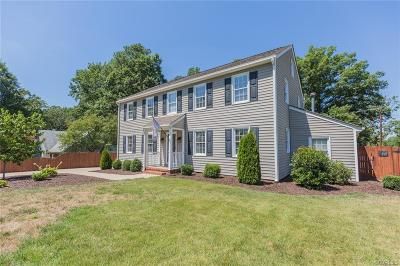 Chesterfield County Single Family Home For Sale: 5800 Buxton Drive