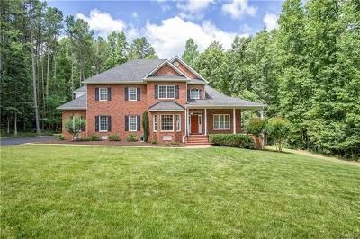 Powhatan County Single Family Home For Sale: 2727 Maple Grove Lane