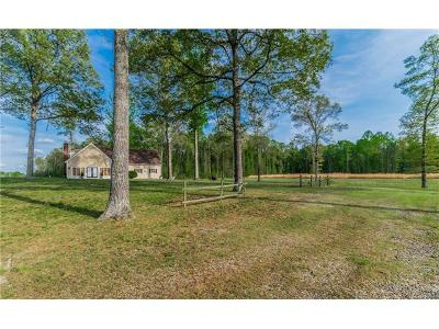 Aylett Single Family Home For Sale: 2653 Enfield Road