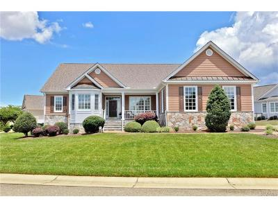 Powhatan County Single Family Home For Sale: 876 Dogwood Dell Lane