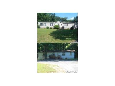 Farmville Single Family Home For Sale: 41 & 45 Dogwood Lane