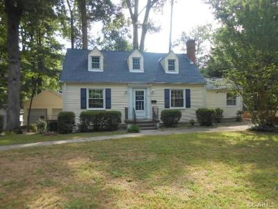 Petersburg Single Family Home For Sale: 1667 Varina Avenue