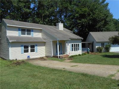 Hopewell VA Single Family Home For Sale: $174,999