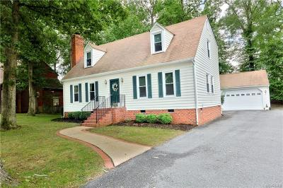 Glen Allen VA Single Family Home For Sale: $285,000