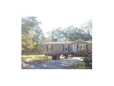 Powhatan County Single Family Home For Sale: 2165 Red Lane Road