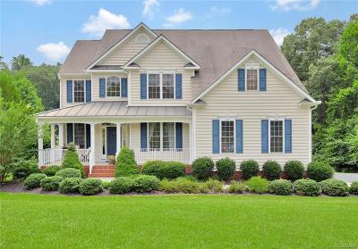 Goochland Single Family Home For Sale: 2121 Thoroughbred Parkway