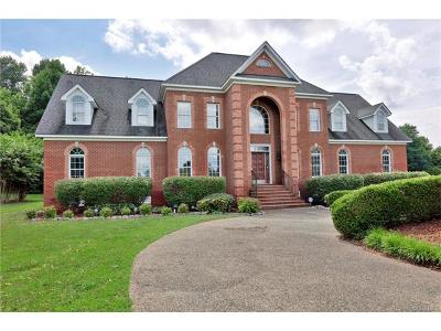 Chester Single Family Home For Sale: 12809 Hogans Alley