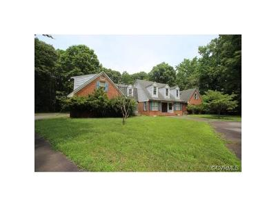 Henrico County Single Family Home For Sale: 4670 East Williamsburg Road